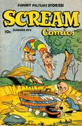 Scream Comics (1944) Vol 1 4