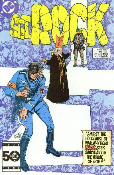 Sgt. Rock Vol 1 403