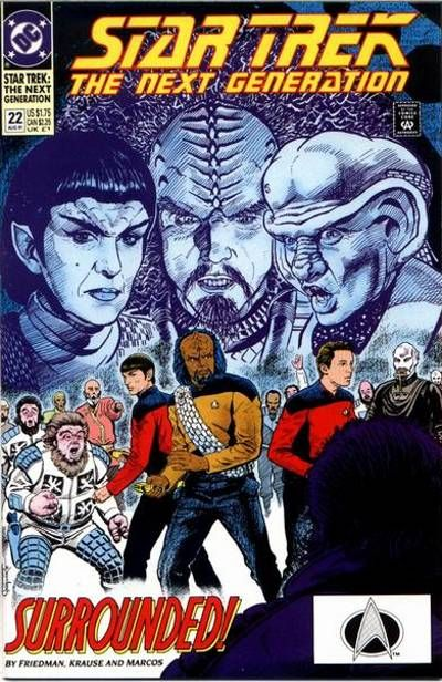 Star Trek: The Next Generation Vol 2 22