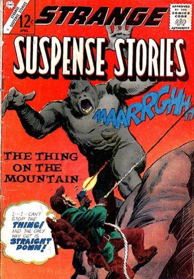 Strange Suspense Stories Vol 1 74