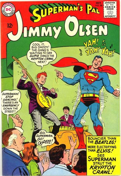 Superman's Pal, Jimmy Olsen Vol 1 88