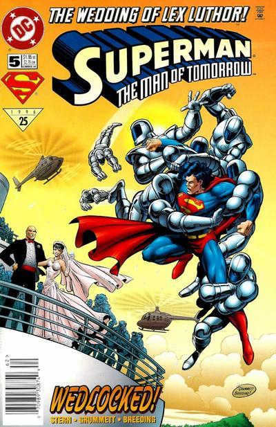 Superman: Man of Tomorrow Vol 1 5