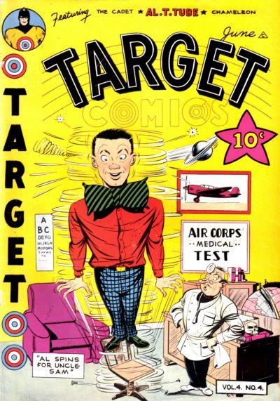 Target Comics Vol 1 40