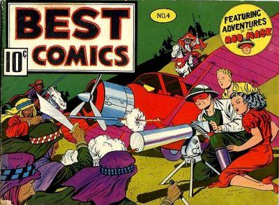 Best Comics Vol 1 4