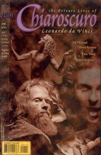 Chiaroscuro: The Private Lives of Leonardo da Vinci/Covers
