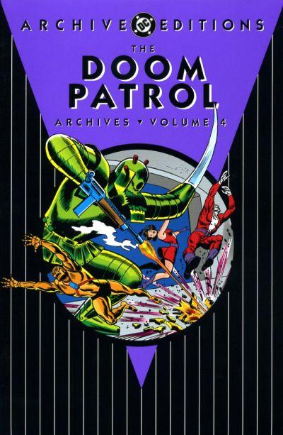 Doom Patrol Archives Vol 1 4