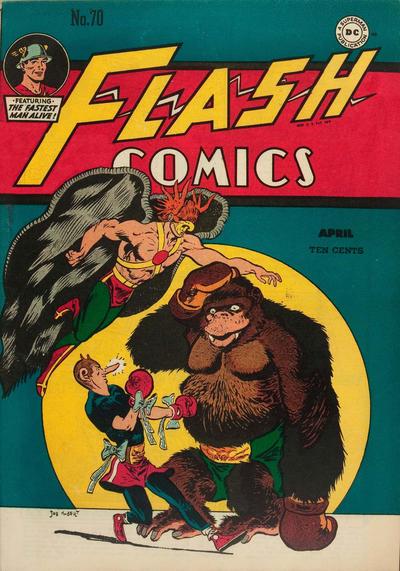 Flash Comics Vol 1 70