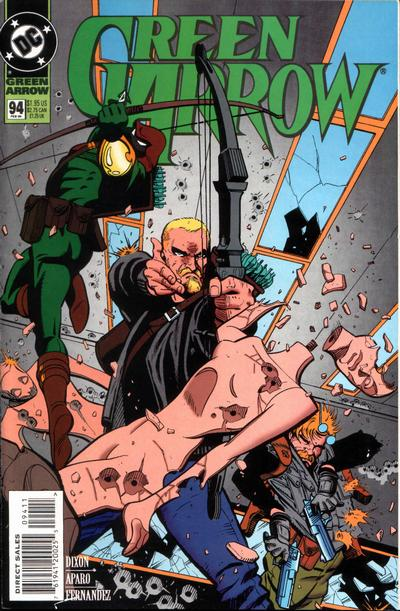 Green Arrow Vol 2 94
