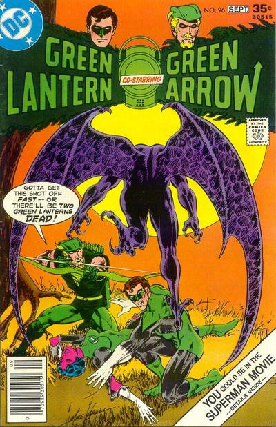 Green Lantern Vol 2 96
