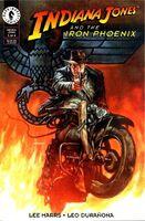 Indiana Jones and the Iron Phoenix Vol 1 1