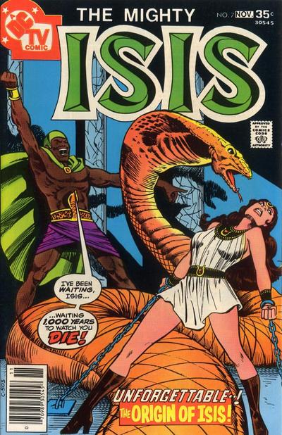 Isis Vol 1 7