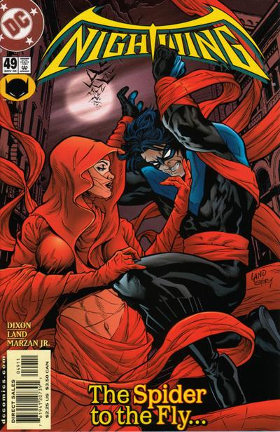 Nightwing Vol 2 49
