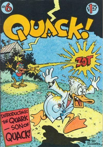 Quack Vol 1 6