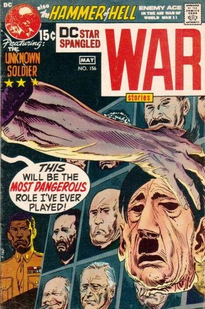 Star-Spangled War Stories Vol 1 156