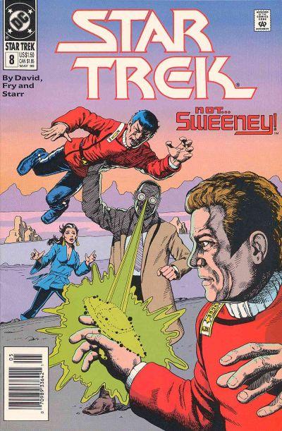 Star Trek (DC) Vol 2 8