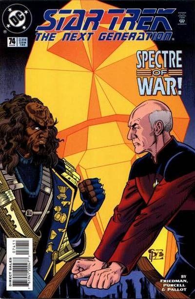 Star Trek: The Next Generation Vol 2 74