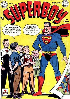 Superboy (comic book)