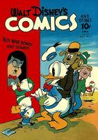 Walt Disney's Comics and Stories Vol 1 31