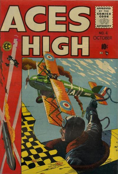 Aces High (1955) Vol 1 4