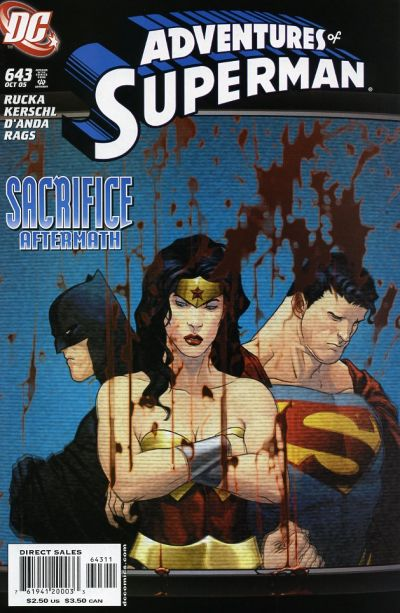 Adventures of Superman Vol 1 643
