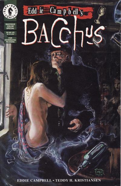 Bacchus Color Special Vol 1 1