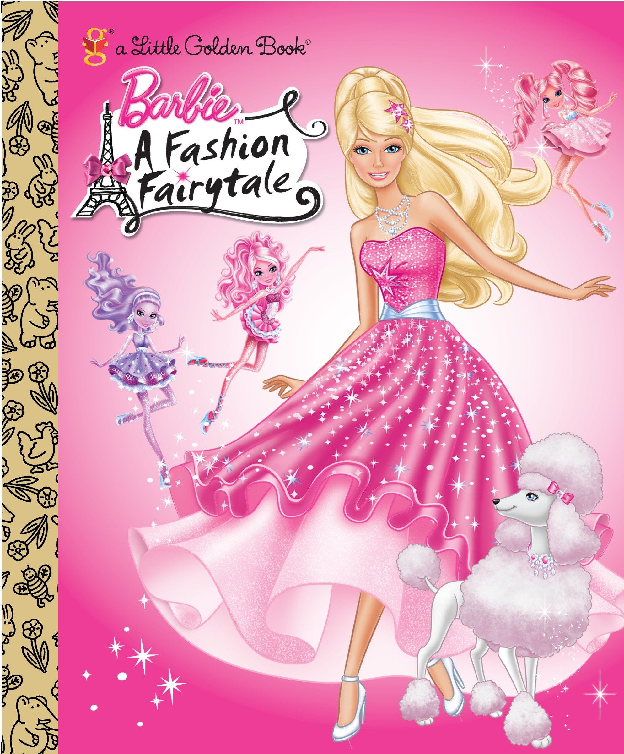 Barbie A Fashion Fairytale/Gallery