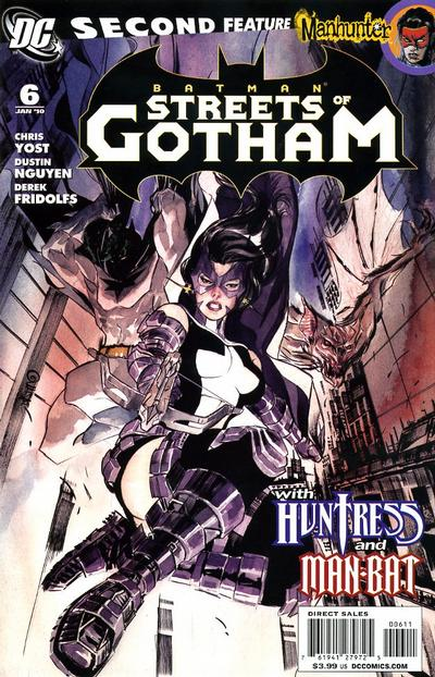 Batman: Streets of Gotham Vol 1 6