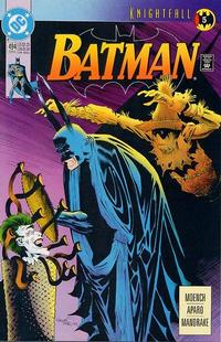 Batman Vol 1 494