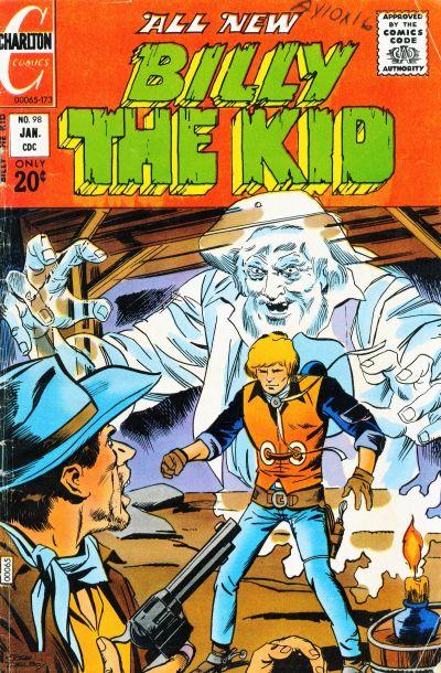 Billy the Kid Vol 1 98