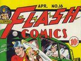 Flash Comics Vol 1 16