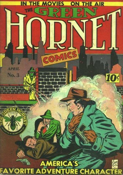 Green Hornet Comics Vol 1 3