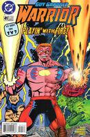 Guy Gardner Warrior Vol 1 41