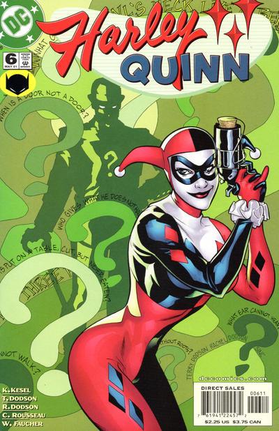 Harley Quinn Vol 1 6