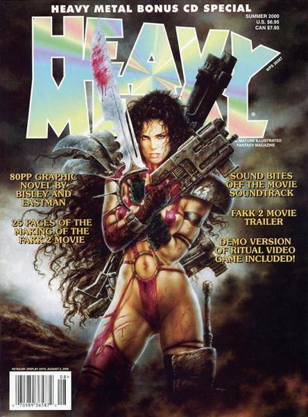 Heavy Metal Special Vol 14 2
