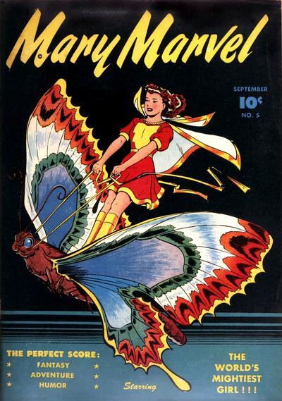 Mary Marvel Vol 1 5