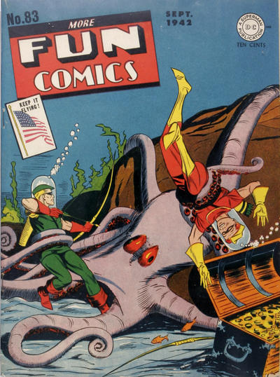 More Fun Comics Vol 1 83
