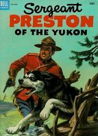 Sergeant Preston of the Yukon Vol 1 10