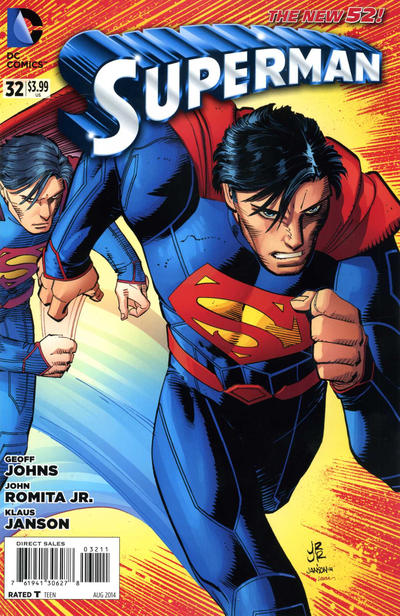 Superman Vol 3 32