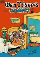 Walt Disney's Comics and Stories Vol 1 112
