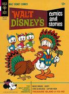 Walt Disney's Comics and Stories Vol 1 303