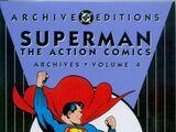 Action Comics Archives Vol 1 4