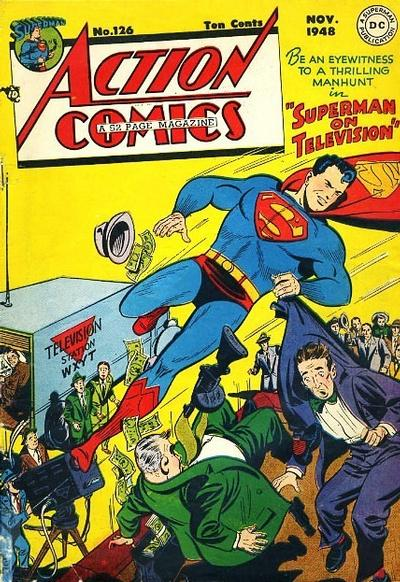 Action Comics Vol 1 126
