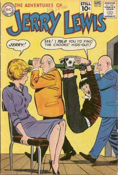 Adventures of Jerry Lewis Vol 1 63