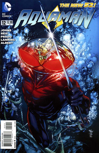 Aquaman Vol 7 12