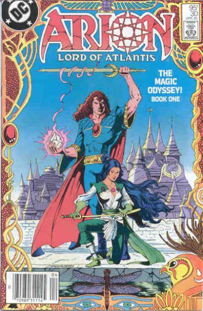 Arion Lord of Atlantis Vol 1 30