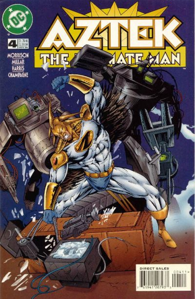 Aztek: The Ultimate Man Vol 1 4
