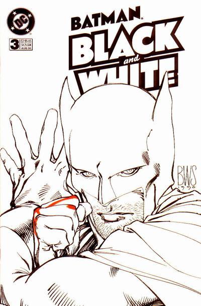 Batman: Black and White Vol 1 3