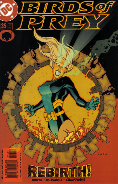 Birds of Prey Vol 1 35