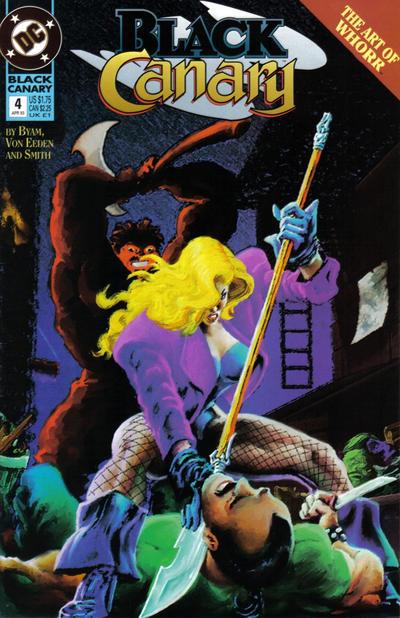 Black Canary Vol 2 4