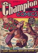 Champion Comics Vol 1 6